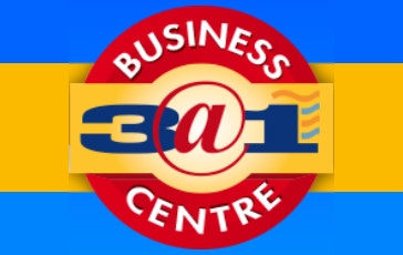 3@1 Busines Centre logo