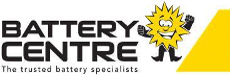 Battery Centre logo